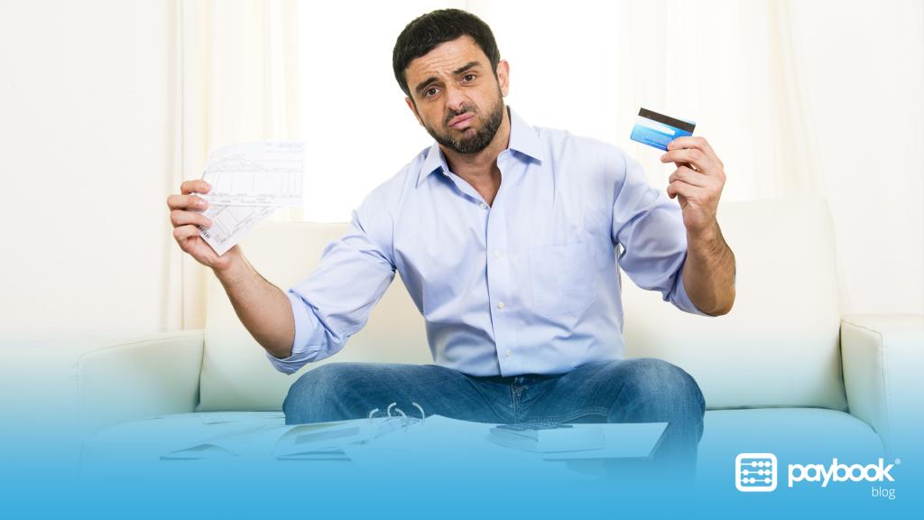 pagos mínimos de tarjeta de crédito